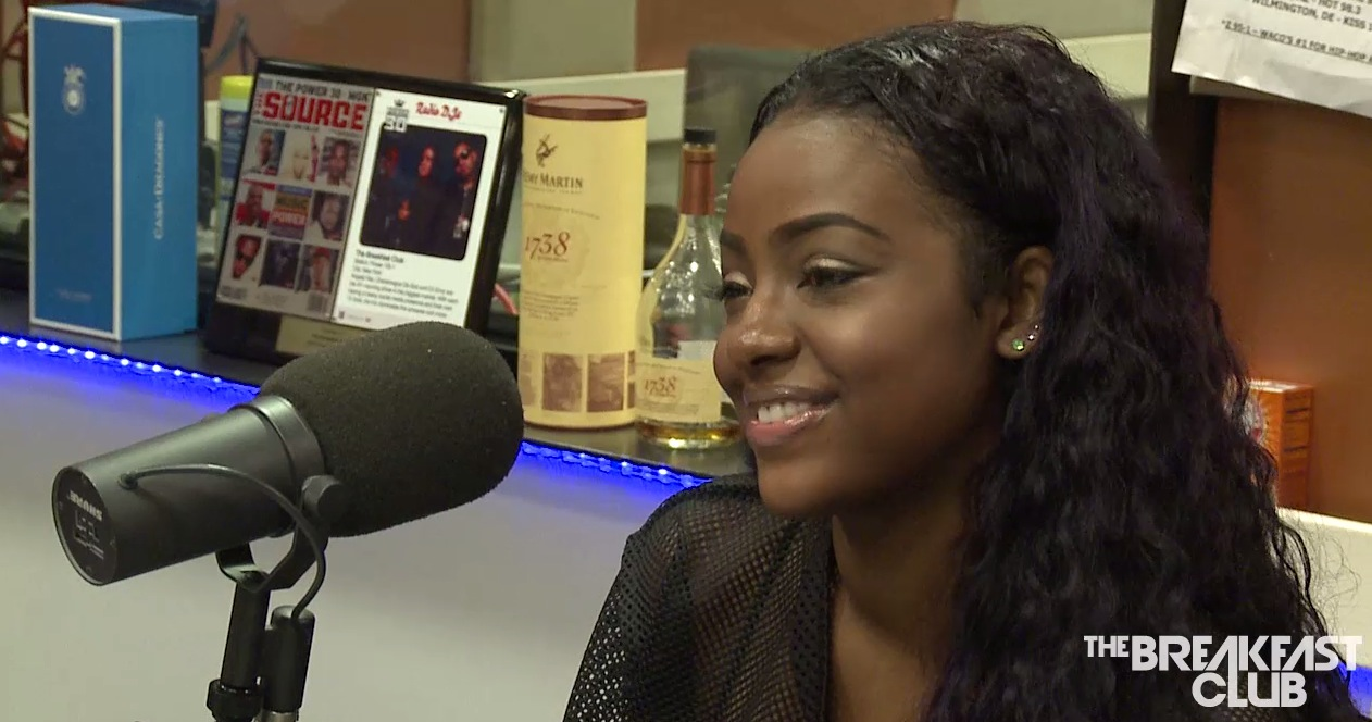 Justine Skye Talks New EP, Friendship with Kylie & Kendall Jenner, Ex-Boyfriend And more