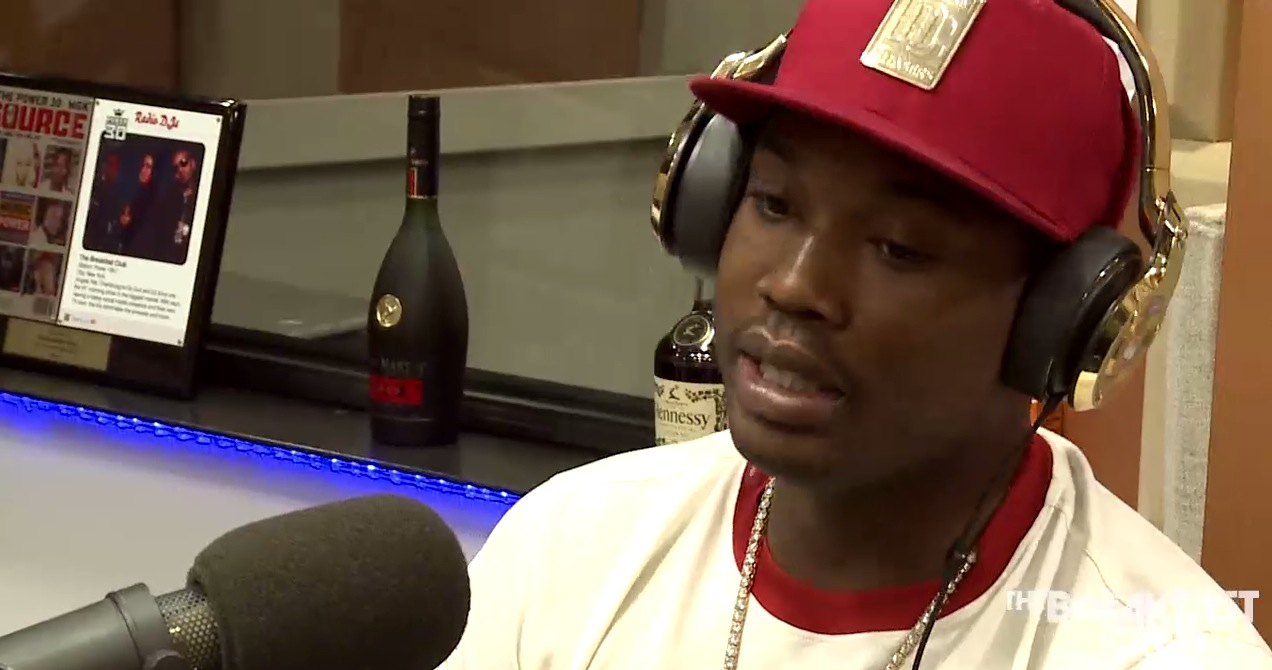 Meek Mill Talks New Album, Crew Members, Future, Nicki Minaj, Joe Budden And More