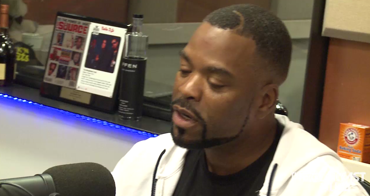 Method Man The Breakfast Club Interview