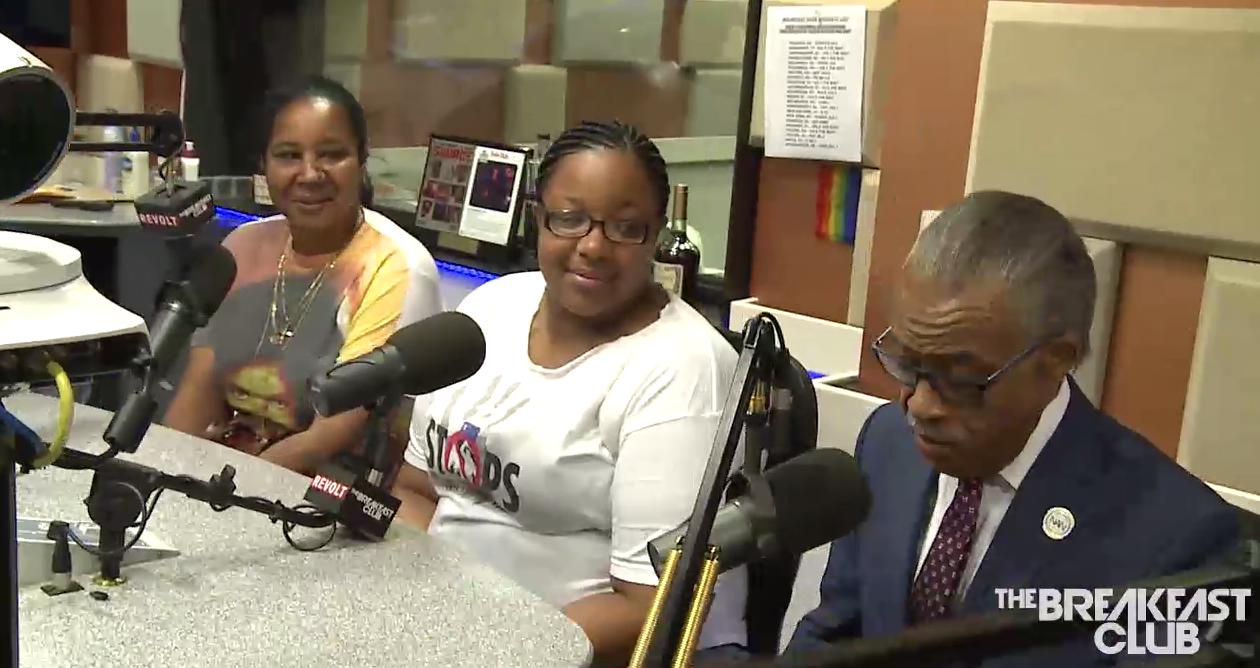 Eric Gardner's Family & Reverend Al Sharpton Discuss Eric's Death & More