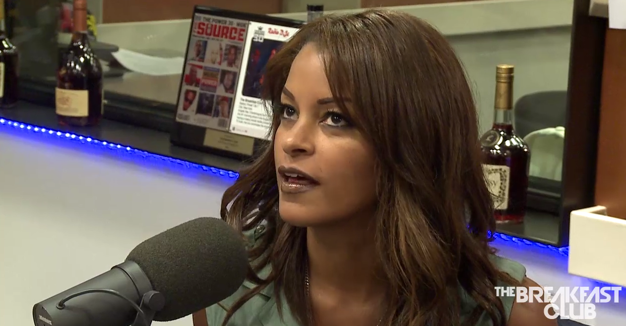 Claudia Jordan Talks Real House Wives Of Atlanta, Ricky Smiley & More