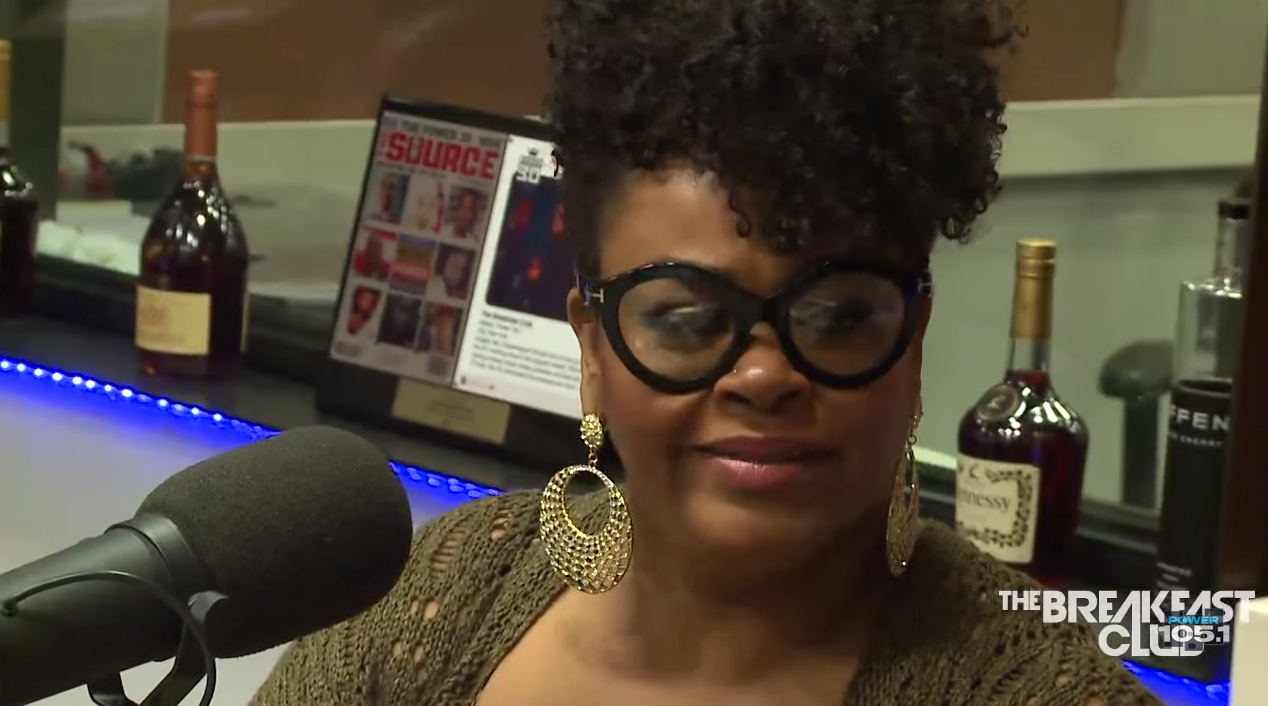 Jill Scott The Breakfast Club Interview