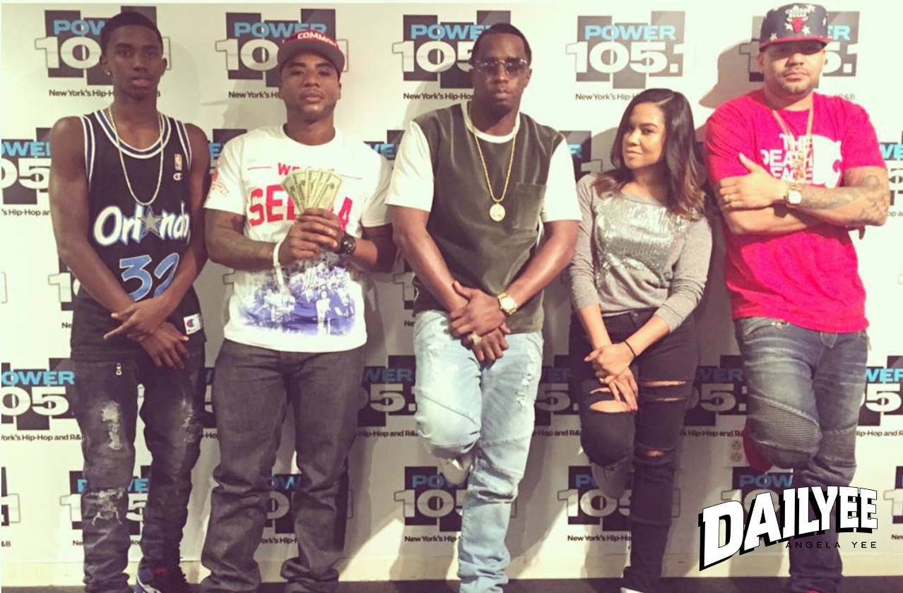 Puff Daddy Interview at The Breakfast Club