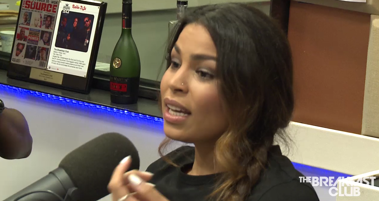 Jordin Sparks Discusses New Album and Relationship With Sage The Gemini