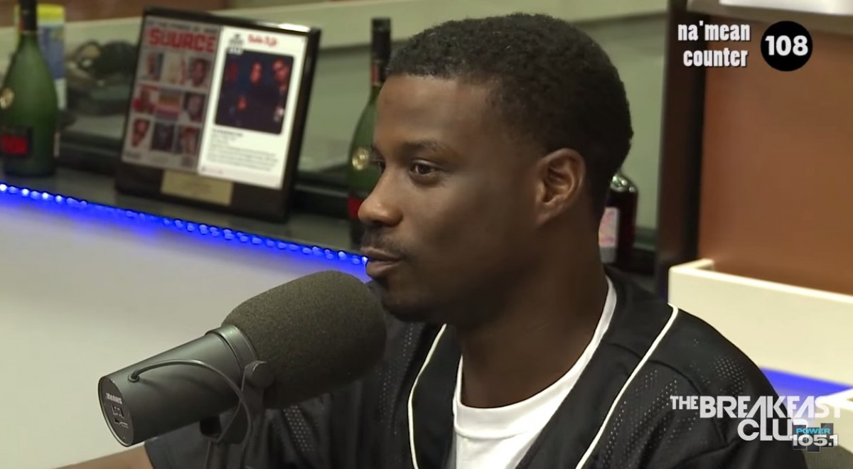 Jay Rock Talks '90059' Album and more with The Breakfast Club