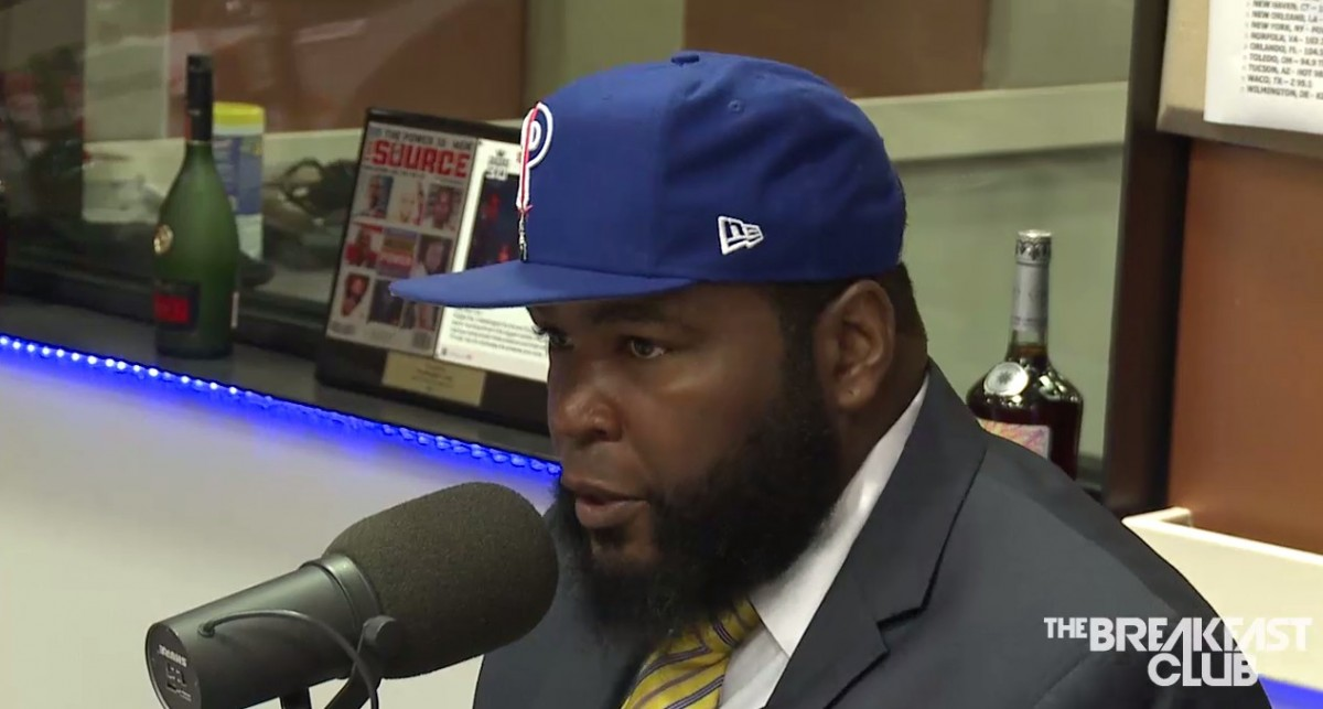 Dr. Umar Johnson Discusses Heavy Cultural Social Issues with The Breakfast Club