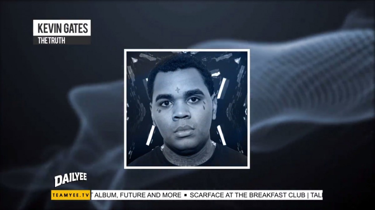 Kevin Gates Responds To Kicking Female Fan In New Song 'The Truth'