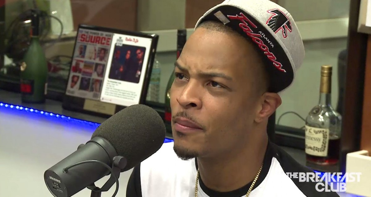 Tip (T.I.) Dicusses His New EP 'Da'Nic', Changing His Name And Much More