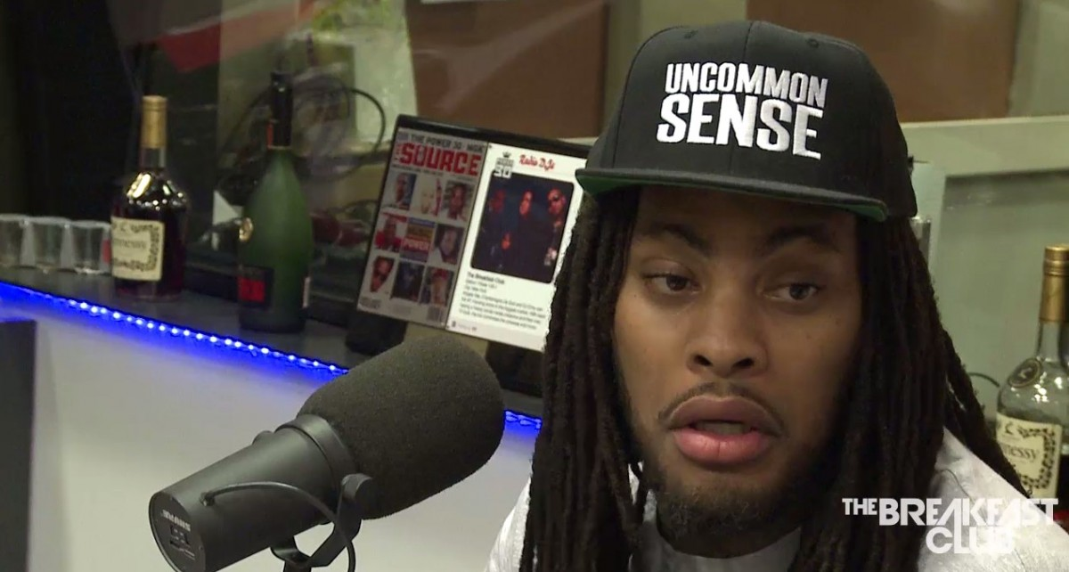 Waka Flocka Flame Discusses His New Perspective On Life With The Breakfast Club